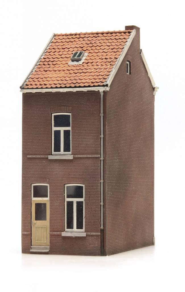 Belgische Arbeiterwohnung