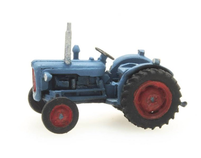 Tractor Ford Dexta blue