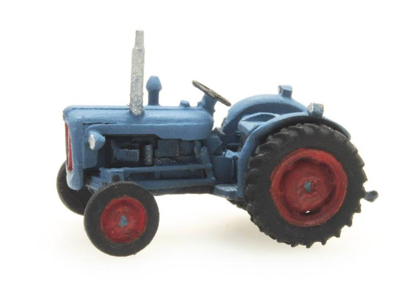 Traktor Ford Dexta blau