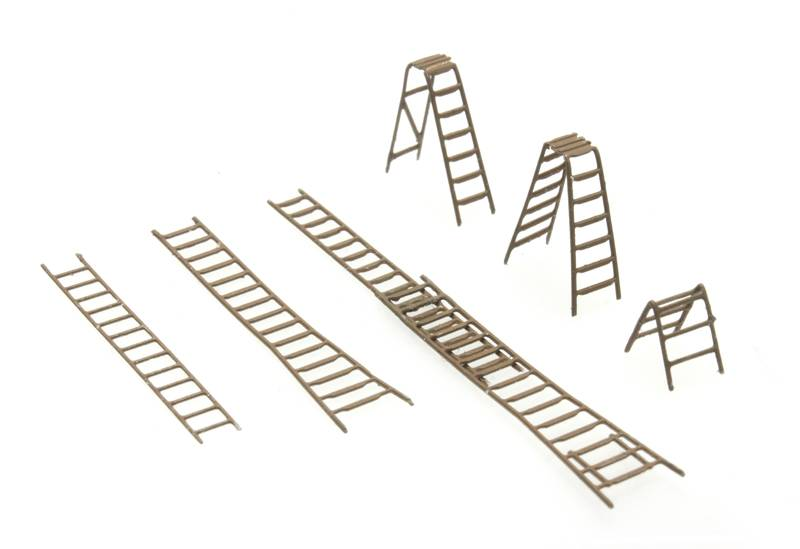 Leitersatz