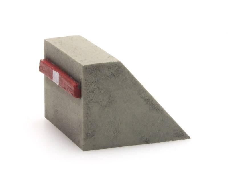 Concrete buffer stop