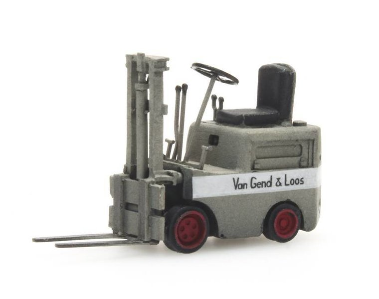 Fork lift vG&L Gray