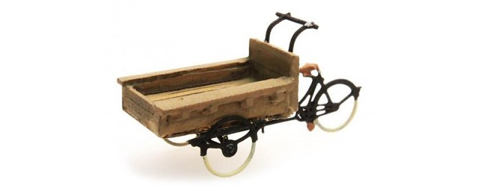 Carrier tricycle, 1:160, ready-made