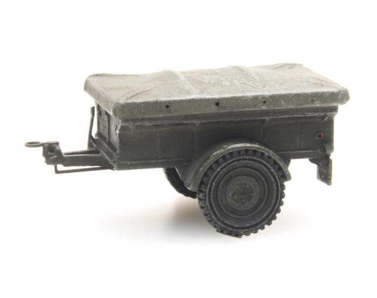 Trailer Nekaf Jeep 1/4 ton