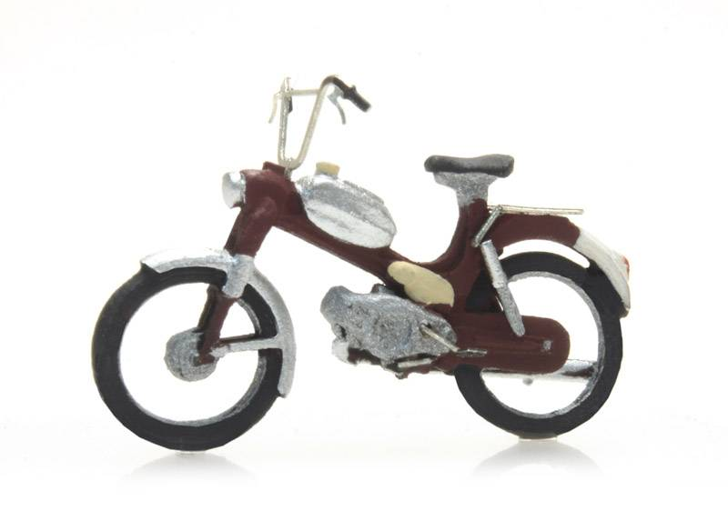 Puch rot, ready-made