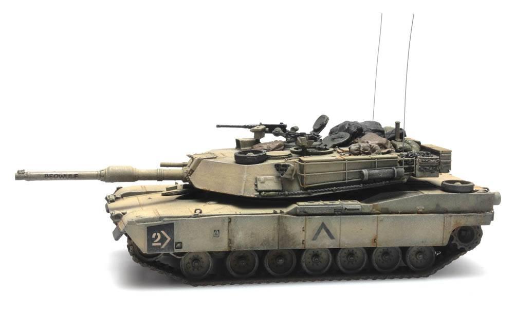 M1A1 Abrams Desert Storm Beowulf