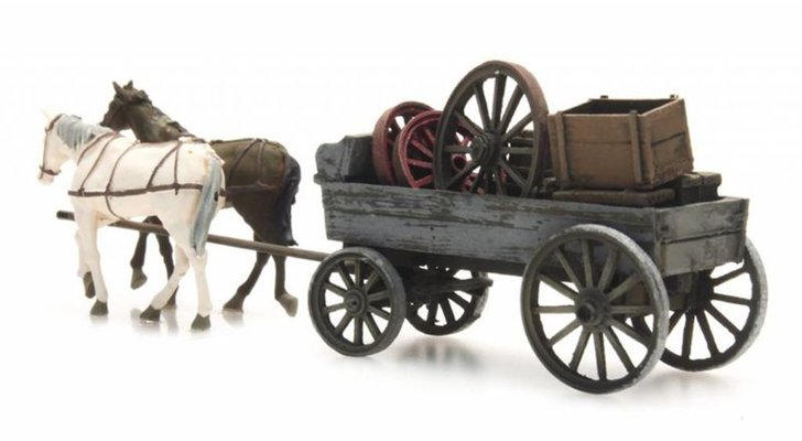 Horse-drawn vehicles