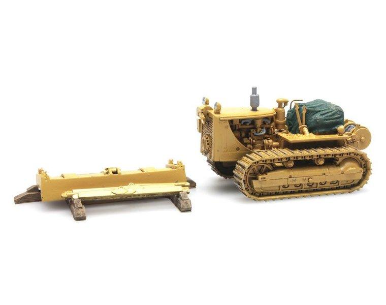 Lading: Bulldozer D7