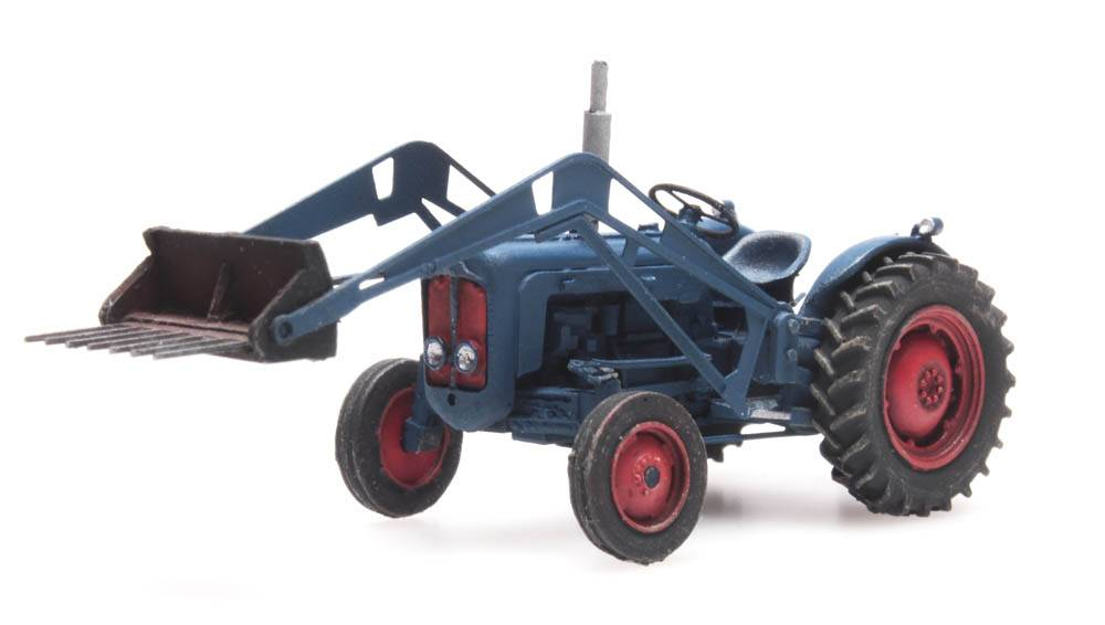 traktor fordson mit frontlader artitecshop. Black Bedroom Furniture Sets. Home Design Ideas