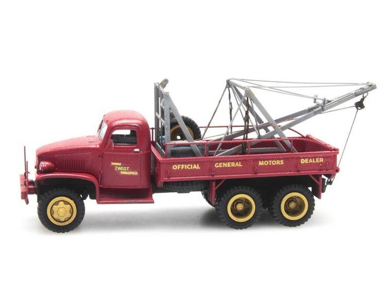 GMC 353 takelwagen