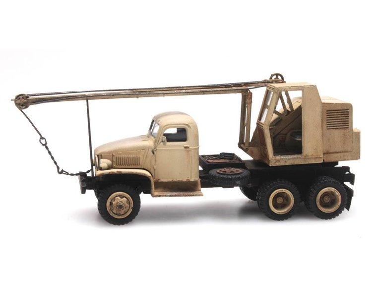 GMC 353 Crane