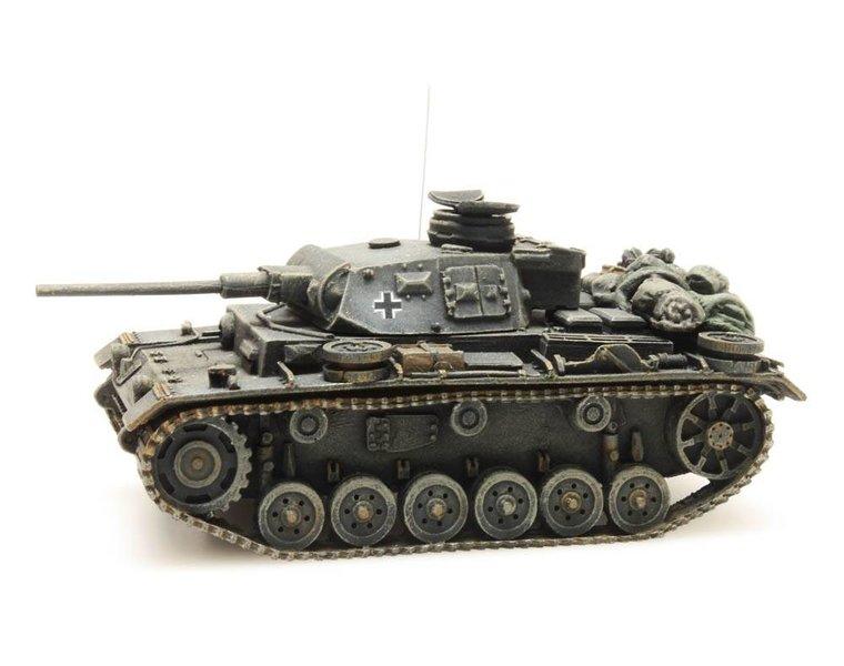 Panzerkampfwagen III Ausf J grau