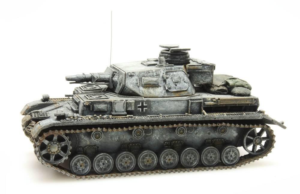 Panzerkampfwagen IV Ausf D Winter
