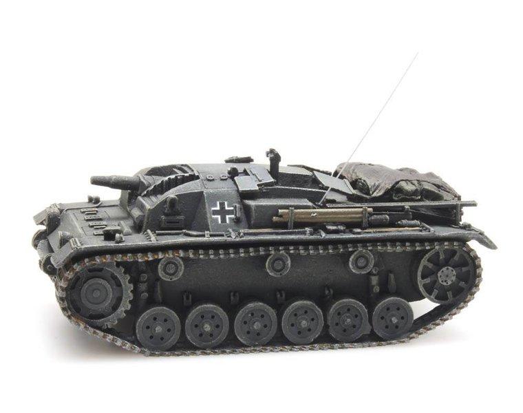 StuG III ausf B grau