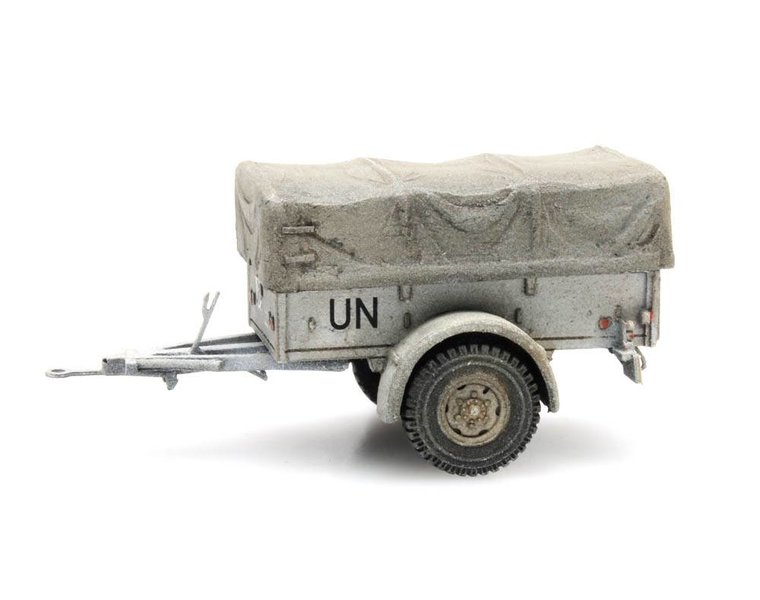Trailer Polynorm 1 T UNIFIL