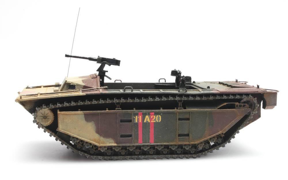 Landing Vehicle Tracked LVT (A)2 Iwo Jima
