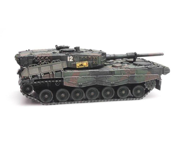 Pz87 Leopard 2A4 treinlading