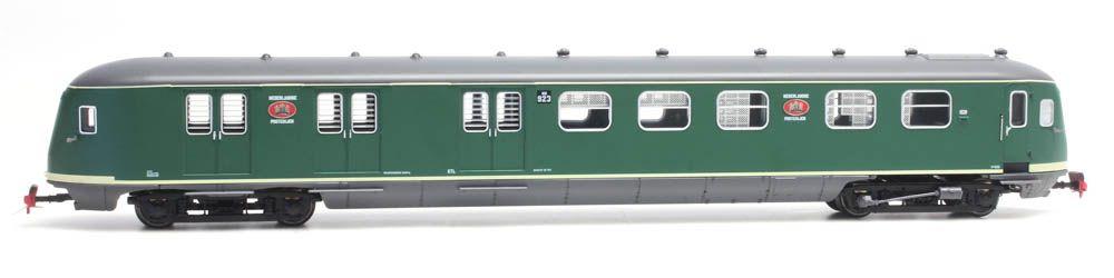 Stromlinienpostwagen Pec 923