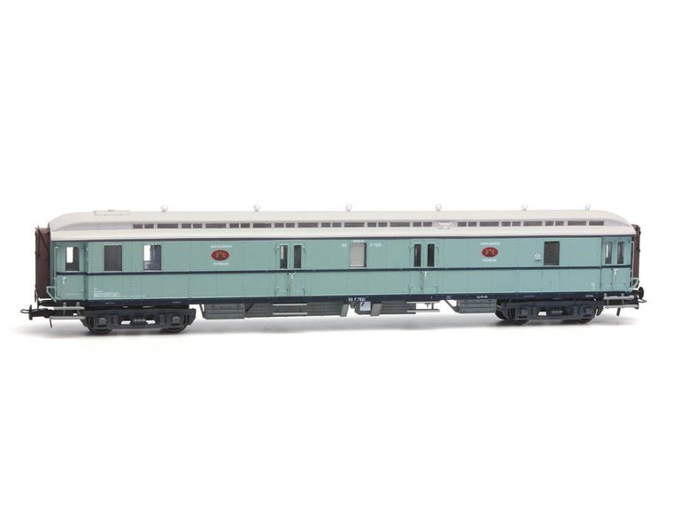 Internationale Postwagen P7017