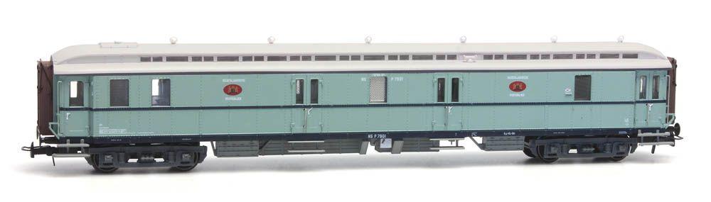 Internationale Postwagen P7017
