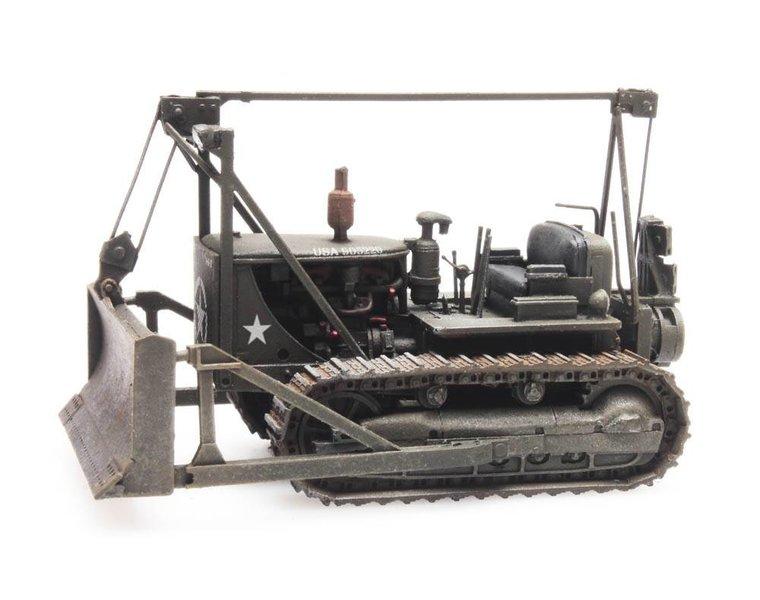 US Bulldozer D7, Bausatz