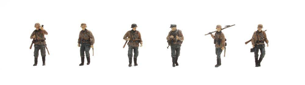 Set 2 Deutsche Infanterie, Camo