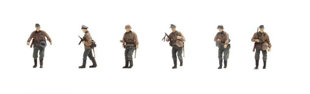Set 1 Deutsche Infanterie, Camo