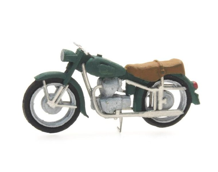 BMW R25 civilian version green