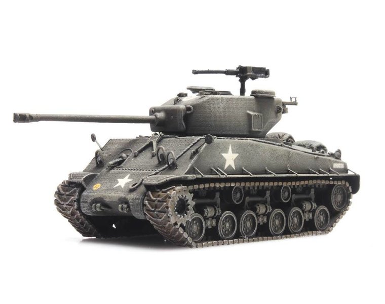 "US Sherman M4A3 ""Easy-Eight"""