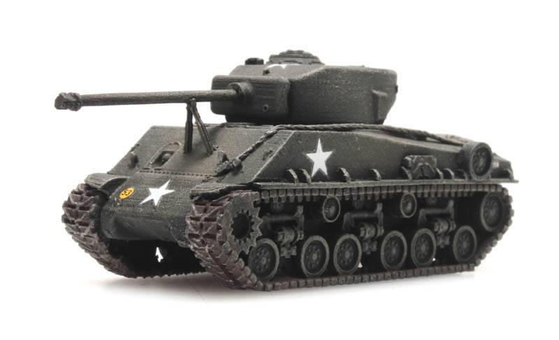 Sherman M4A3 E8 train load US Army