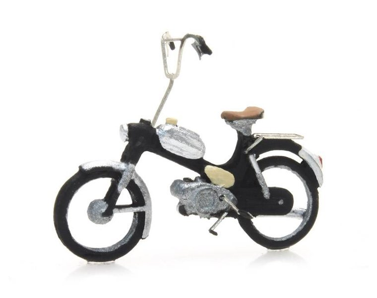 Puch black