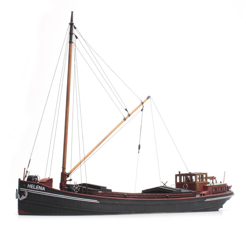 150 ton Rhine River barge 'Helena'