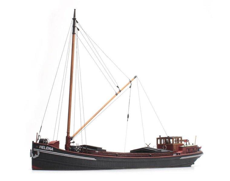 Rheinkahn 150 Tonnen 'Helena' - Bausatz