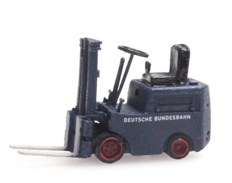 Deutsche Bundesbahn forklift