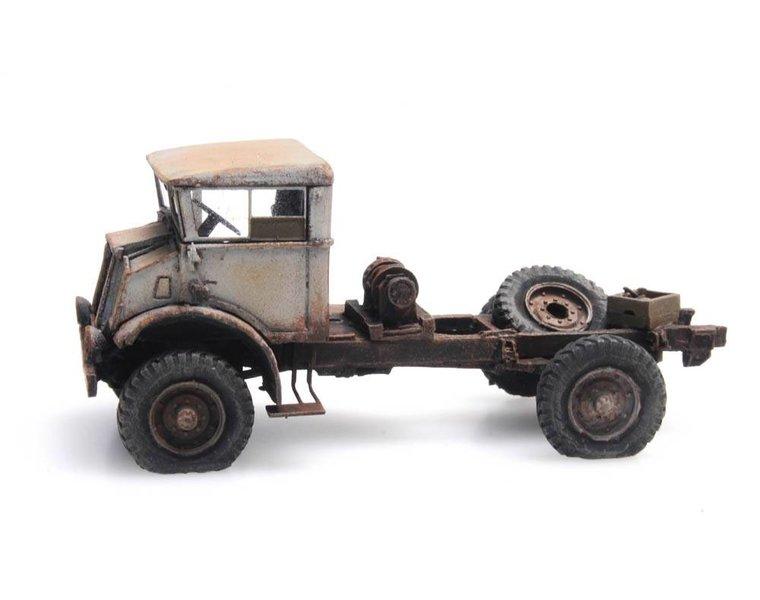 Chevy verrostet (RIP-Serie)