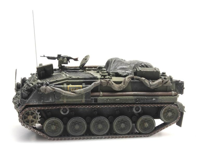 UK FV432 Mk2/1 Infantry combat ready