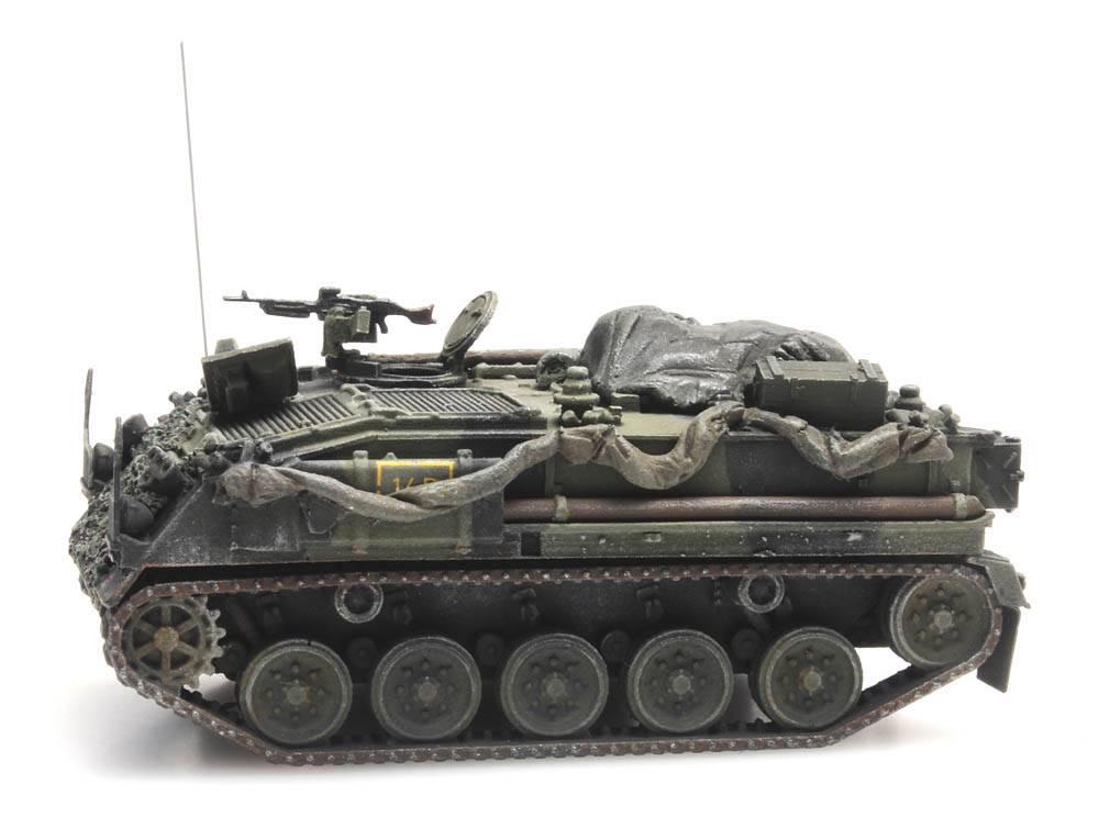 UK FV432 Mk2/1 Infantry combat ready
