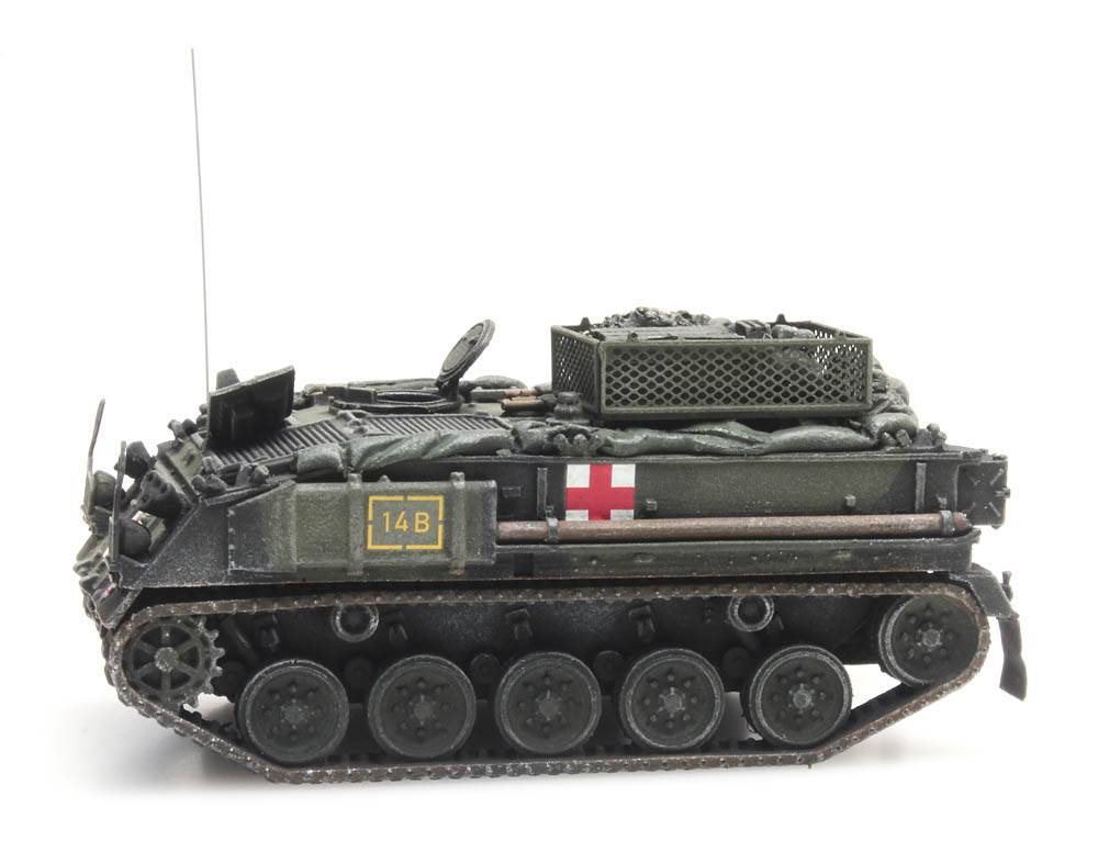 UK FV432 Mk2/1 Ambulance