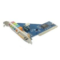 PCI 5.1 Surround geluidskaart