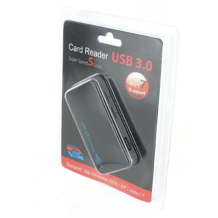 USB 3.0 All in One Cardreader