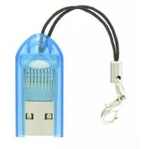Compacte USB Micro SDHC kaartlezer