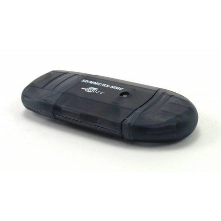 USB 2.0 SDHC Card Reader