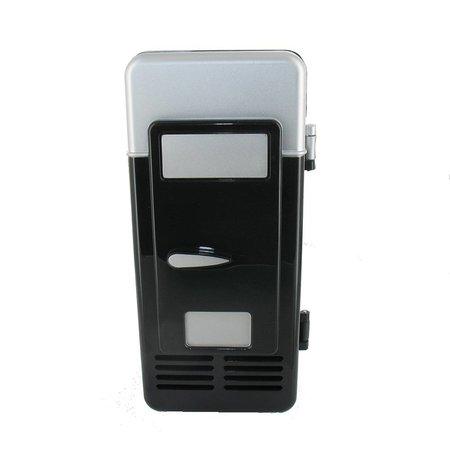 USB Mini Koelkast Zwart