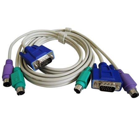 KVM Kabel 1,5 Meter