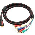 HDMI naar Component Kabel 1,5 Meter