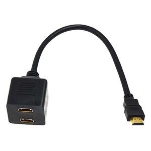 HDMI 2 Poort Verdeler Splitter