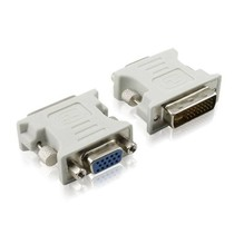 DVI 24+5 Male naar VGA Female Adapter