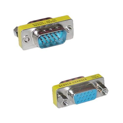 VGA Male naar Female Adapter