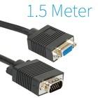 VGA Verleng Kabel 1.5 Meter