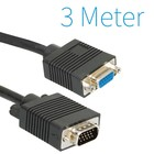 VGA Verleng Kabel 3 Meter